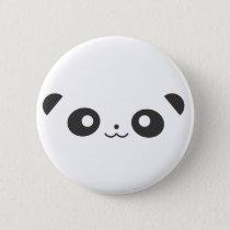 Peekaboo Panda Button
