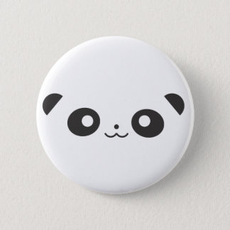 Peekaboo Panda Button
