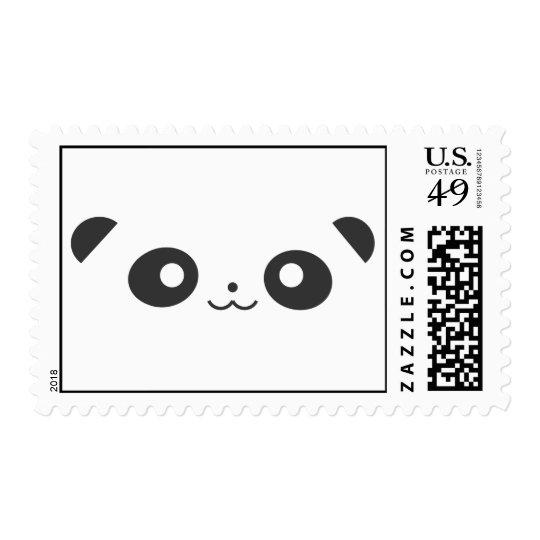Peekaboo Panda Postage