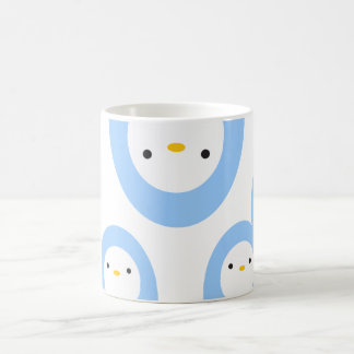 Peekaboo Penguins Coffee Mug