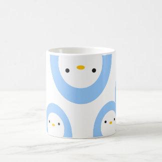 Peekaboo Penguins Coffee Mug