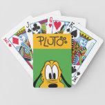 Peekaboo Plutón Baraja Cartas De Poker