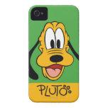 Peekaboo Plutón Case-Mate iPhone 4 Fundas