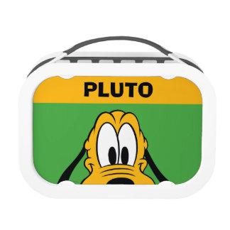 Peekaboo Plutón