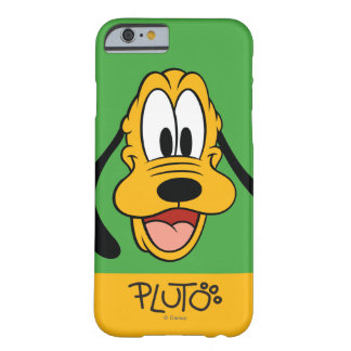 Peekaboo Plutón Funda De iPhone 6 Barely There