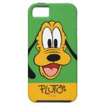 Peekaboo Plutón iPhone 5 Cárcasas