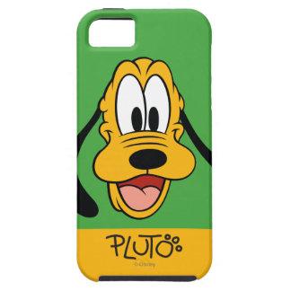 Peekaboo Plutón iPhone 5 Carcasas