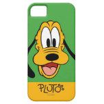 Peekaboo Plutón iPhone 5 Case-Mate Carcasa