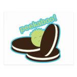 Peekaboo! Postcards