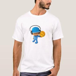 Peekaboo superstar basketball edition T-Shirt
