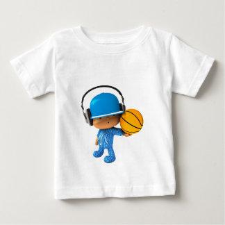Peekaboo superstar basketball edition tshirt