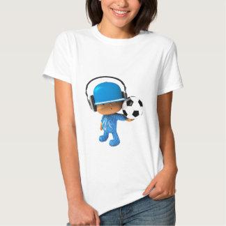 Peekaboo Superstar soccer edition T Shirt