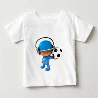 Peekaboo Superstar soccer edition Tshirt