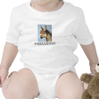 Peekaboo Baby Creeper