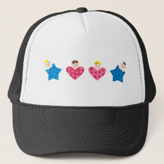 PeekABooBabies15 Trucker Hat