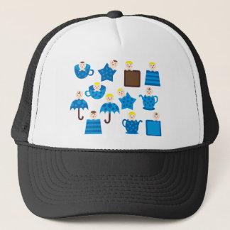 PeekABooBoys1 Trucker Hat