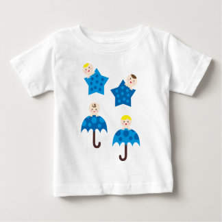 PeekABooBoys3 Baby T-Shirt