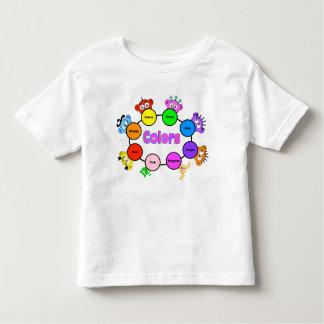 Peeking Into Learning :Planet Peek-A-Boo T's Toddler T-shirt