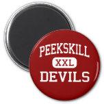 Peekskill - Devils - High - Peekskill New York Magnets