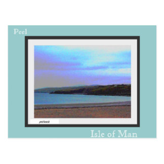 Peel Beach... Postcard