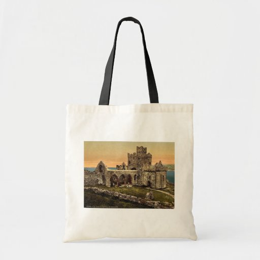 Peel, St. Germains Cathedral, Isle of Man, England Bags