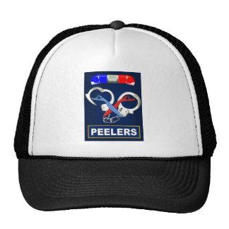 PEELERS (POLICE) MESH HATS