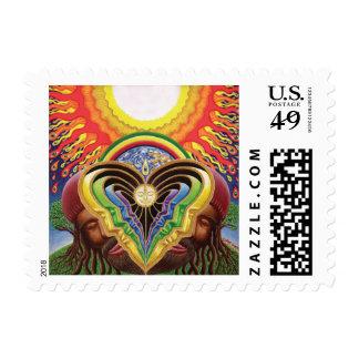Peeling Bodies  Postage Stamp
