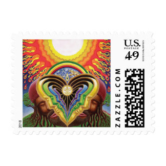 Peeling Bodies  Postage Stamps