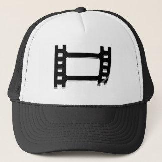 Peeling Film Strip Trucker Hat