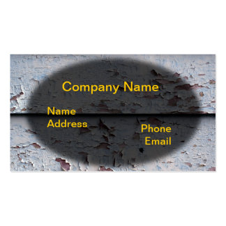 Peeling Paint Background Double-Sided Standard Business Cards (Pack Of 100)