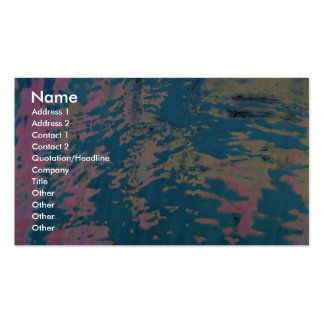 Peeling paint Double-Sided standard business cards (Pack of 100)
