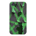 Peeling paint cases for iPhone 4