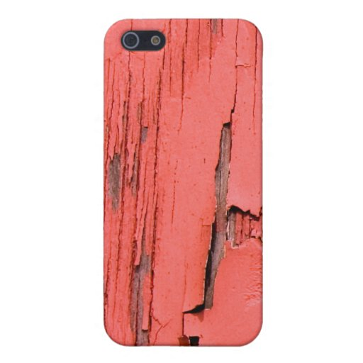 Peeling Paint Look Cell Phone Cover Cases For iPhone 5