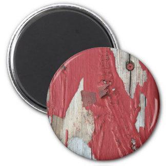 Peeling Paint Magnet