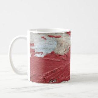 Peeling Paint Mug