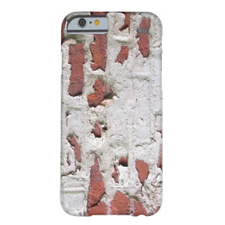 Peeling painted brick barely there iPhone 6 case