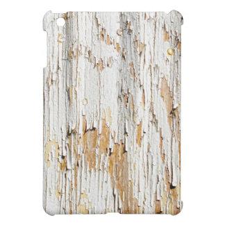 Peeling White Paint Abstract iPad Mini Covers