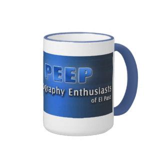 PEEP 15 oz. Mug