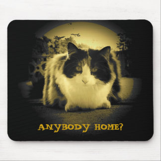 Peep Hole Mouser Mouse Pad