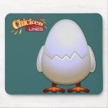 Peep Mousepad w/logo