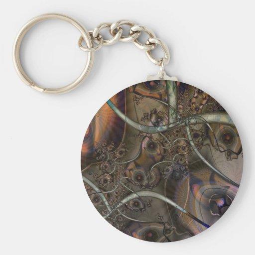 Peeper Grove Key Chain