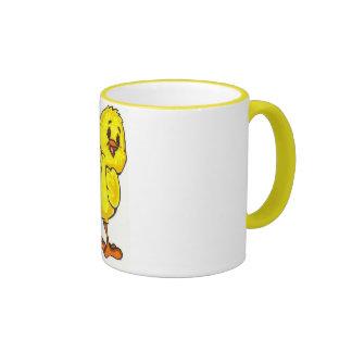 Peepers Ringer Coffee Mug