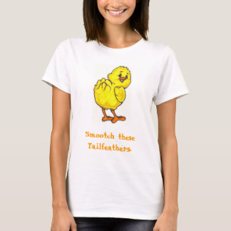 PeepersSmootch, Smootch theseTailfeathers. T-Shirt