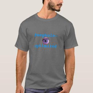 Peephole-Optimized T-Shirt