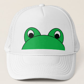 Peeping Frog Hat TBA