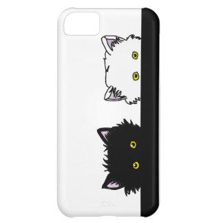 Peeping Kittens iPhone 5C Covers