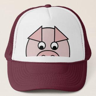 Peeping Pig Hat