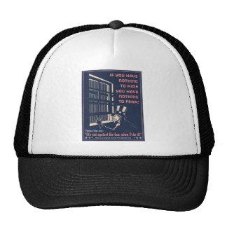 Peeping Sam Trucker Hat