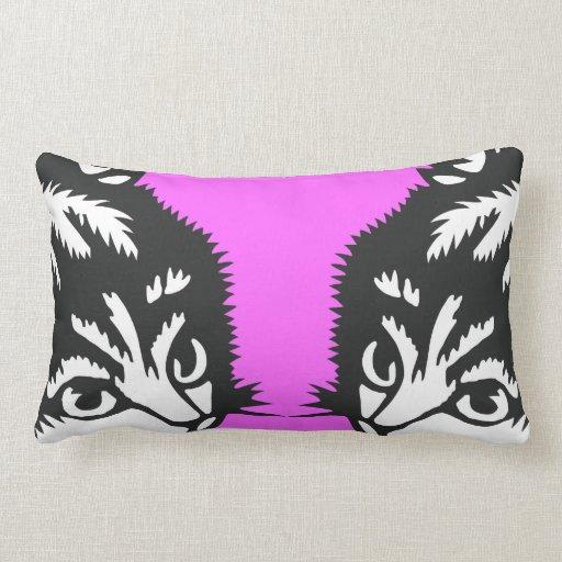 Peeping Toms Pillow