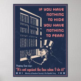 peepingsam-LG Poster
